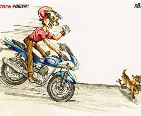 Motorcycling Emergencies & How to Handle Them