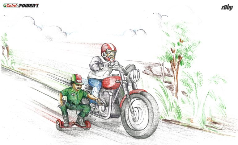Know Thy Motorcycle - Lubrication System